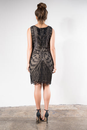 Gatsby dress, cocktail dress