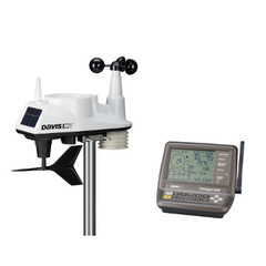 Weather Stations - Wireless or Cabled