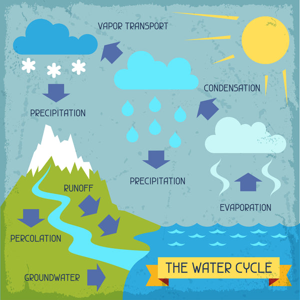 Chapter 2 - the water cycle | WeatherStationary.com
