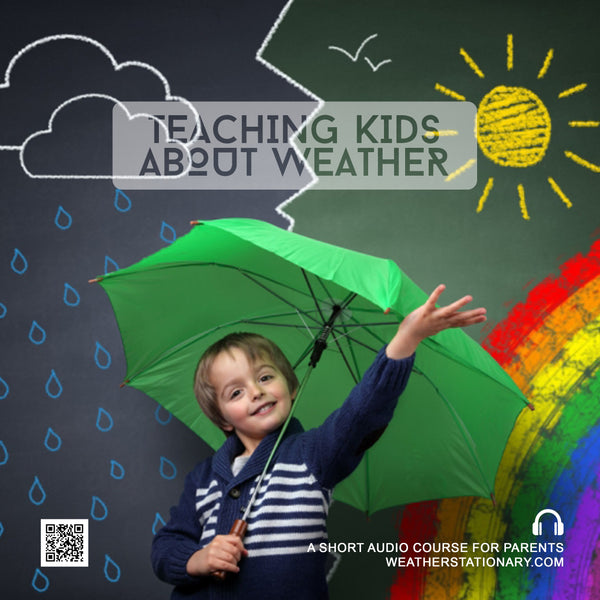 Teaching Kids About Weather | WeatherStationary.com