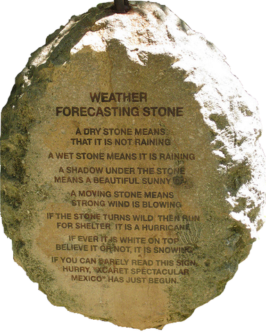 Weather Stone | Knowledge Center | Weather Selection