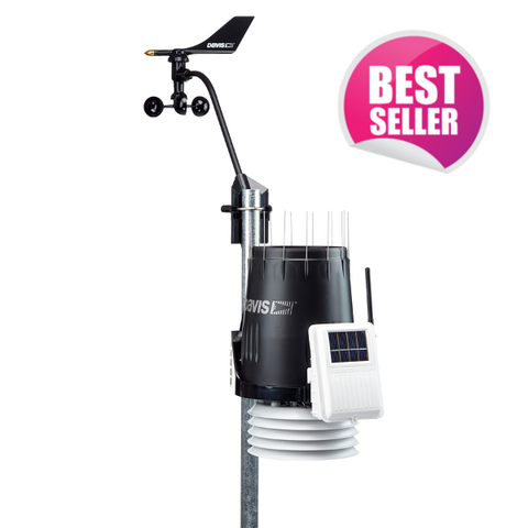 Davis Vantage Pro2 #6152 - Wireless Weather Station | Best Seller | weatherstationary