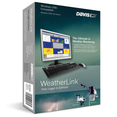 Davis WeatherLink® Data Logger Box | weatherstationary.com