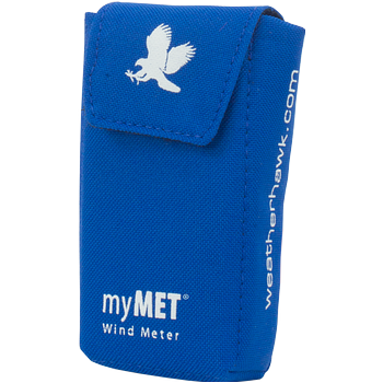 WeatherHawk myMet Case | weatherstationary.com