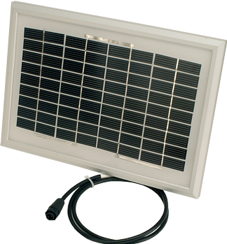 WeatherHawk SP2-KT 5 W Solar Panel Kit | weatherstationary.com