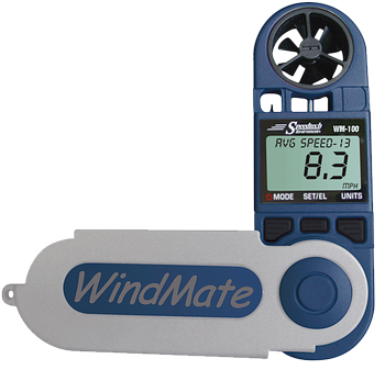 WeatherHawk WindMate WM-100 Basic Hand Held Wind Meter