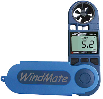 WM200 Hand Held Wind Meter