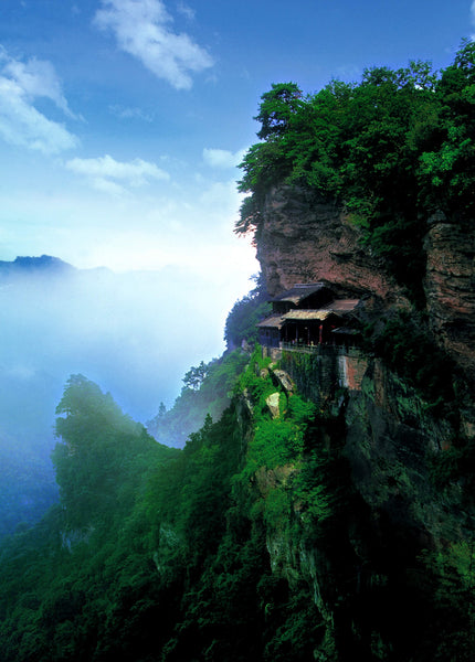 Wudang Temple Taoism