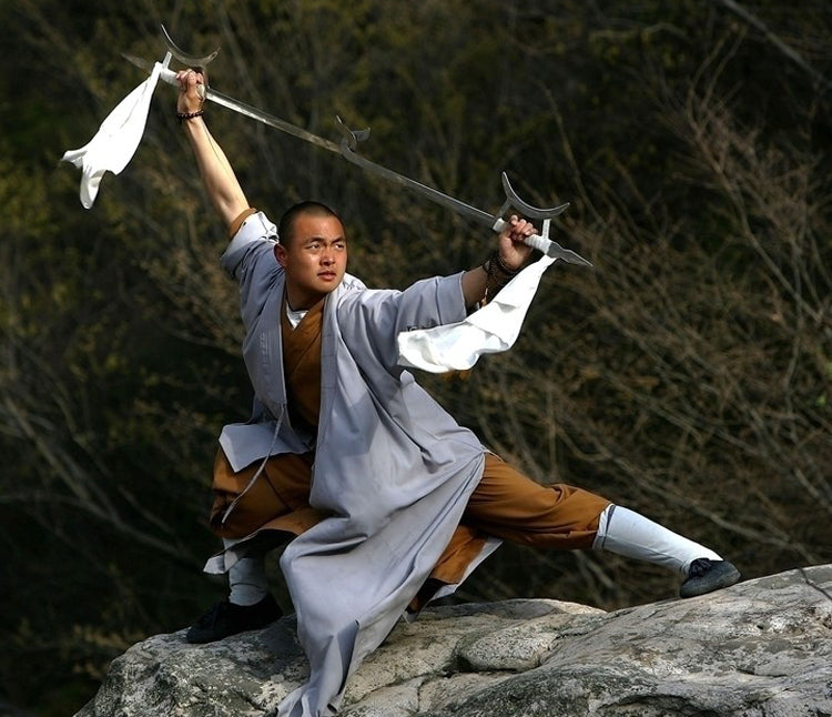 The Origin of the Double Hook Sword – Wudang Store