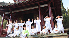Wudang Taoism Students