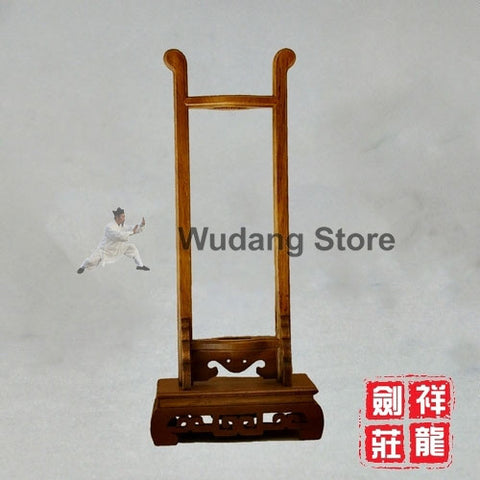 Wooden High Longquan Rack - Wudang Store