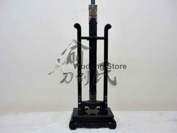 Black High Weapon Rack - Wudang Store