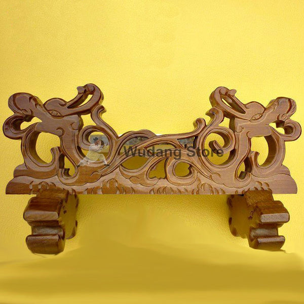Extravagant Dragon Sword Holder - Wudang Store