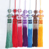 Traditional Hand-Woven Kung Fu Sword Tassel 4 Colors - Wudang Store