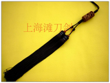 Sword Double Tassel with Hand-Carved Wooden Bead 2 Colors - Wudang Store
