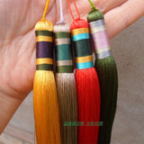 Hanmade Colorful Chinese Sword Tassel 6 Colors