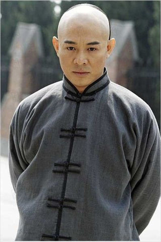 fearless jet li grey shirt