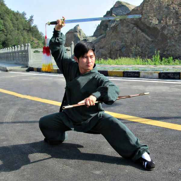 Oak Green Taoist Uniform