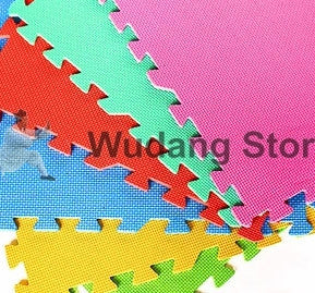 Large EVA Trainings Mats 60x60cm - Wudang Store