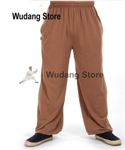 Traditional Hemp/Linen Many Colors Tai Chi Pants
