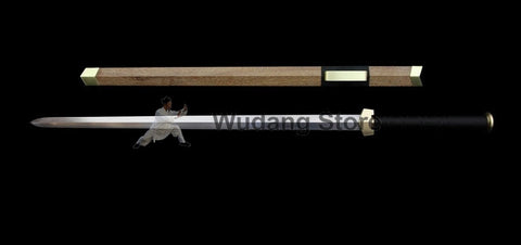 Master Design Traditional Han Jian by Quanjian Forge - Wudang Store