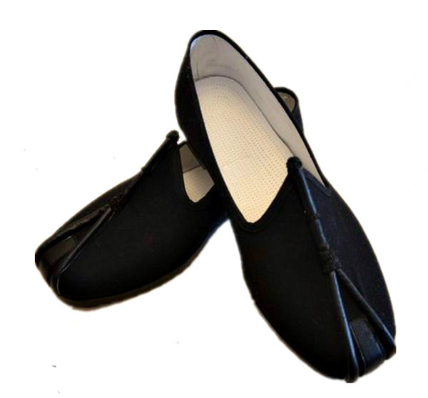 Traditional Black Wudang Taoist Tai Chi Shoes