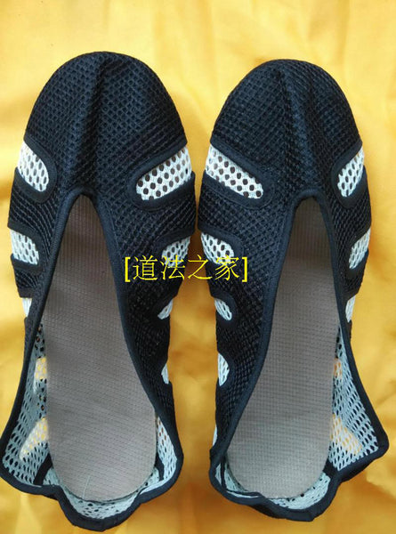 Traditional Taoist Cloud Shoes Net Material