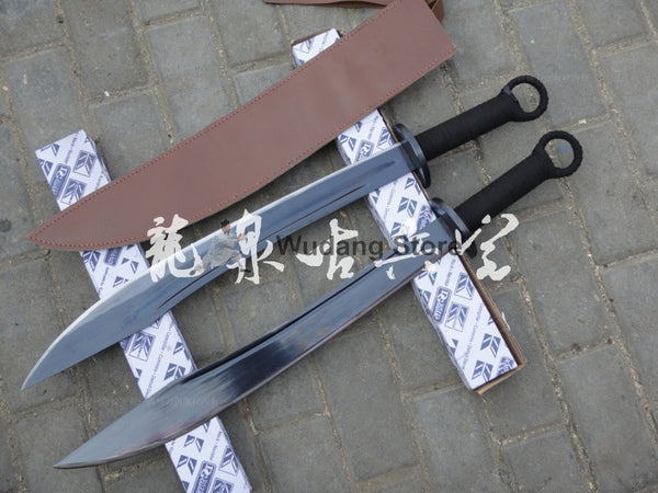 Extra Long Wing Chun Choppers
