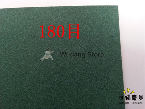 Dry Sandpaper many Grits 180-5000 Grinding and Polishing - Wudang Store