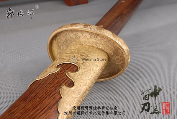 Prestige Hand Crafted Miao Dao - Wudang Store