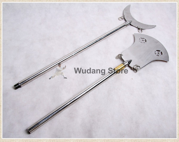 Simple Traditional Monk Spade Stainless Steel - Wudang Store