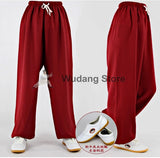 Natural Cotton Tai Chi Pants S-XXXL - Wudang Store