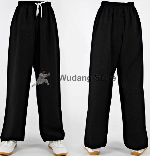 Natural Cotton Tai Chi Pants S-XXXL
