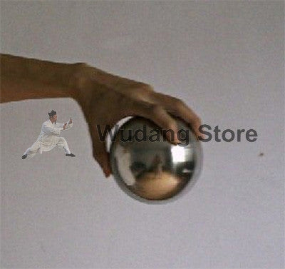 Adjustable Steel Kung Fu Ball