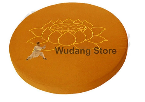 Round Lotus Seat Cushion in 2 Colors - Wudang Store