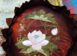 Thick Buddhist Lotus Meditation Cushion 2 Colors & Sizes