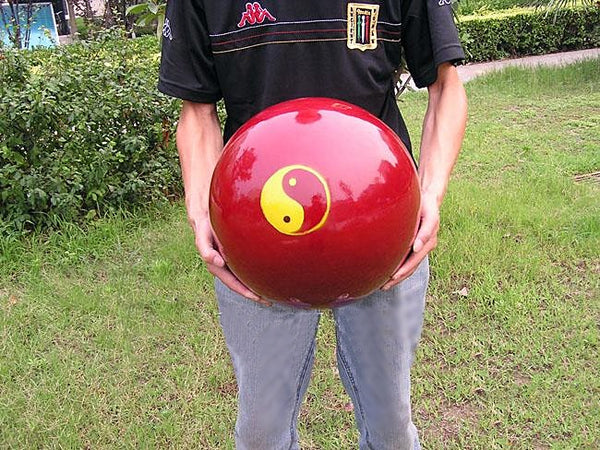 Wooden Red Beginners Tai Chi Ball - Wudang Store