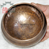 Copper Sound Bowl 4 sizes - Wudang Store