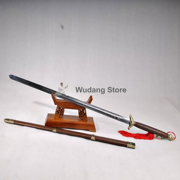 Two-Handed Sword Chinese Tai Chi Jian - Wudang Store