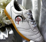 Real Soft Leather Kung Fu Tai Chi Shoes 3 Colors - Wudang Store