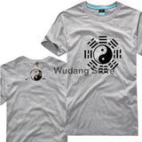 Cotton Bagua T-Shirt 4 Colors