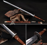 Han Style Tai Chi Jian 5 Different Steel