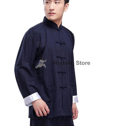 Ip Man Style Wing Chun Uniform - Wudang Store