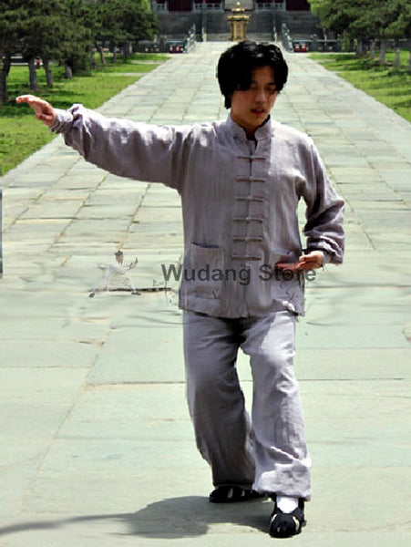 Light Purple Tai Chi Uniform - Wudang Store