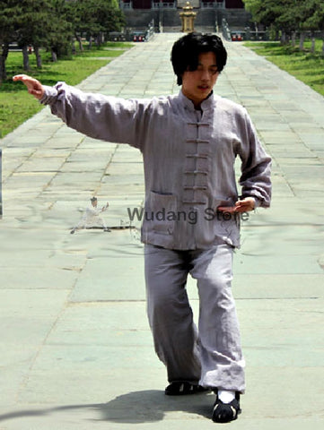 Light Purple Tai Chi Uniform