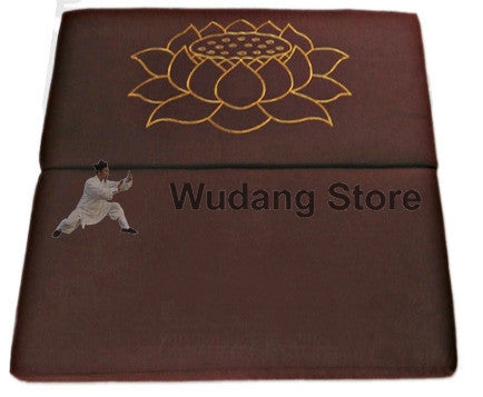 Square Folding Lotus Seat Cushion in 2 Sizes and Colors - Wudang Store