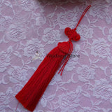 Hand-Woven Traditional Chinese Sword Tassel