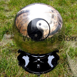 Adjustable Steel Tai Chi Ball - Wudang Store