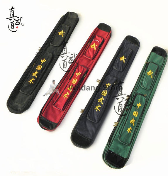 Martial Arts Tai Chi Sword Carrying Bag - Wudang Store