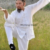 White Tai Chi Uniform - Wudang Store